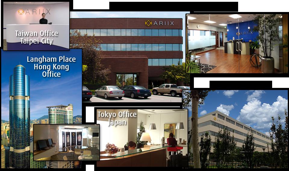 ariix_global_offices